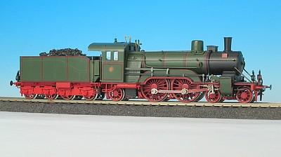 Dampf-Lokomotiven 1:87 H0 Epoche I