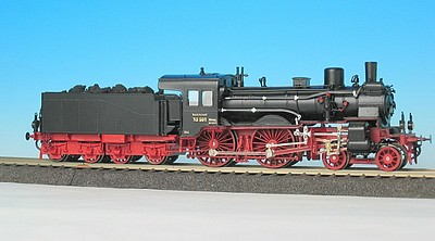 Lokomotiven 1:87 H0 Epoche II