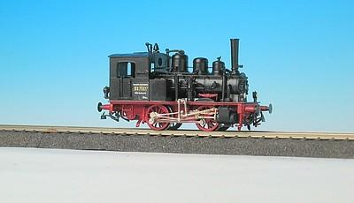 Dampf-Lokomotiven 1:87 H0 Epoche II