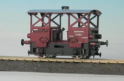 Lokomotiven 1:87 H0 Epoche III