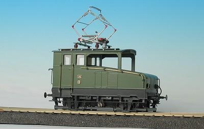 Elektro-Lokomotiven 1:87 H0 Epoche II