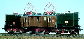 Elektro-Lokomotiven 1:87 H0 Epoche I